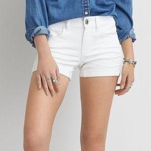 NWOT high rise shorts